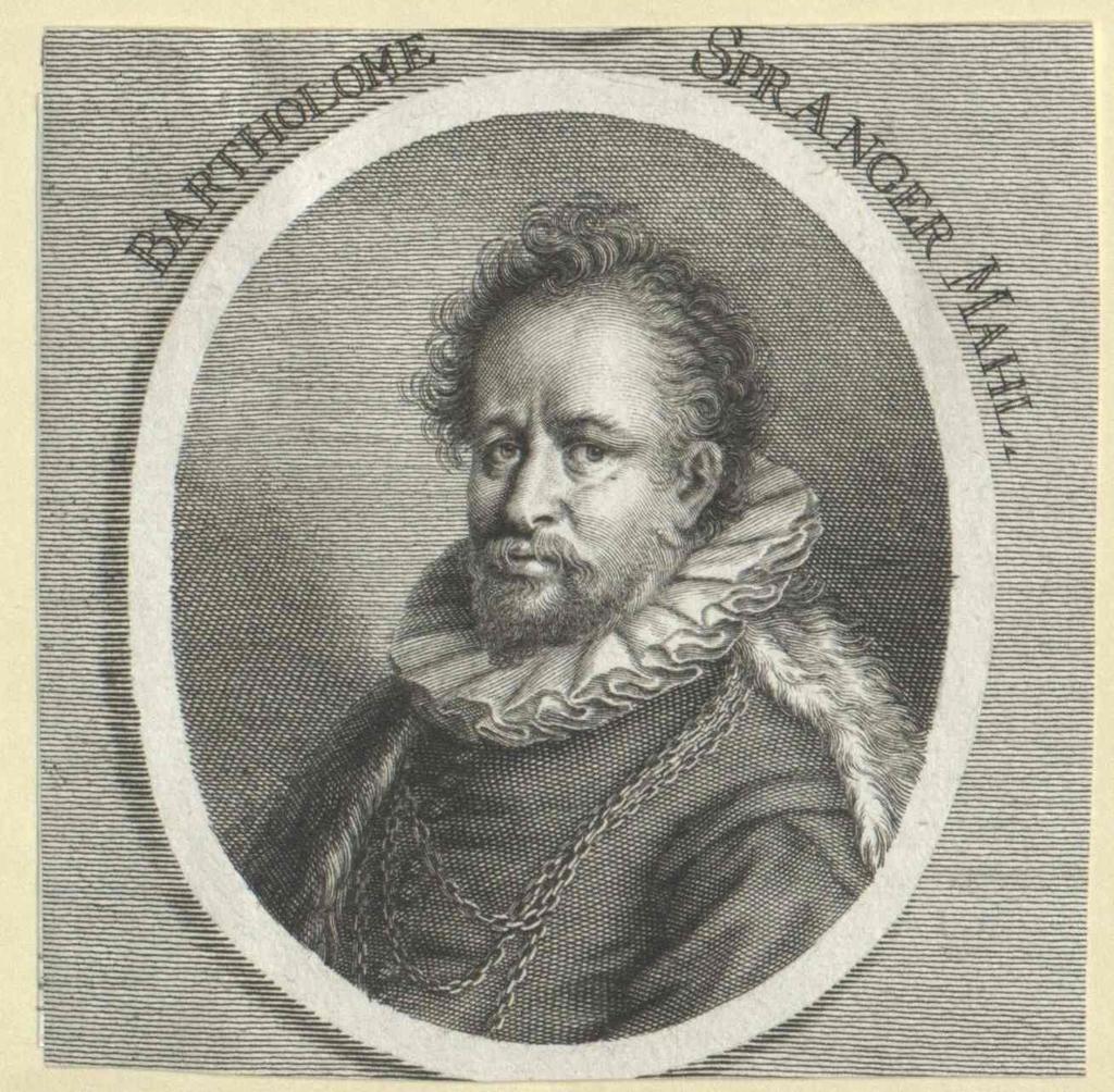 Spranger, Bartholomäus