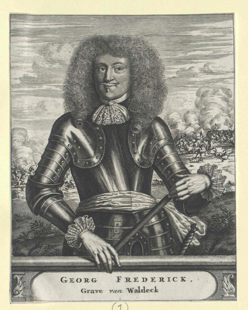 Waldeck, Georg Friedrich Fürst