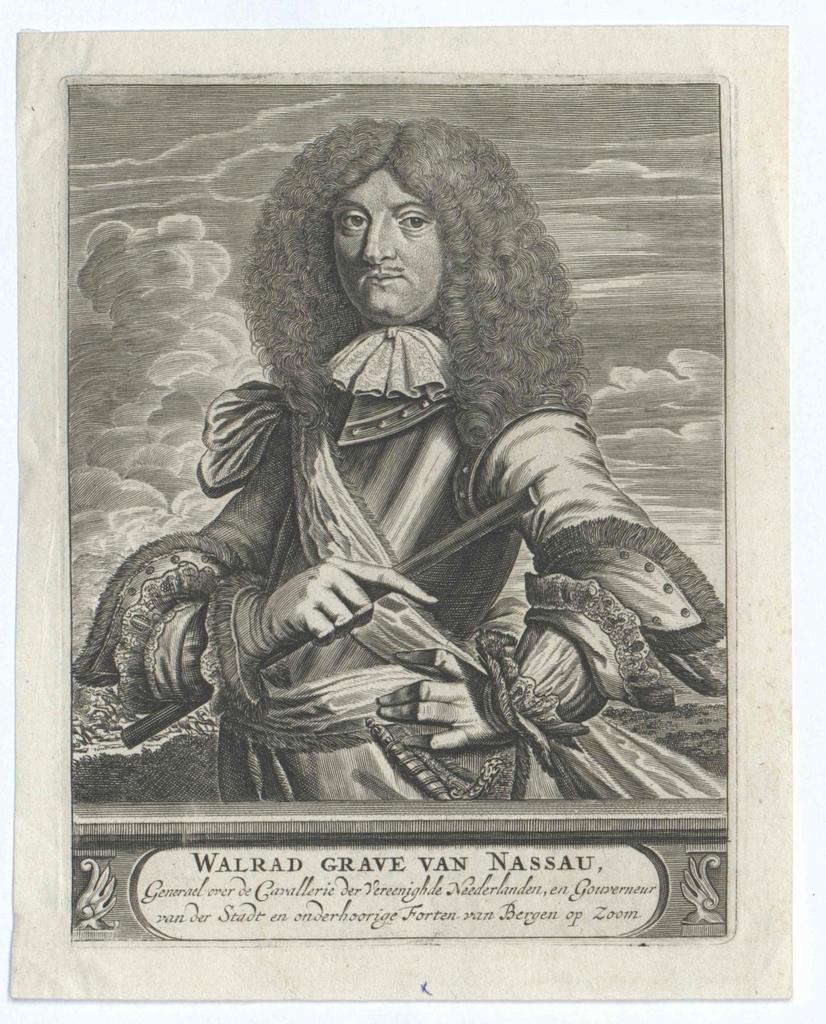 Walrad, Fürst von Nassau-Usingen