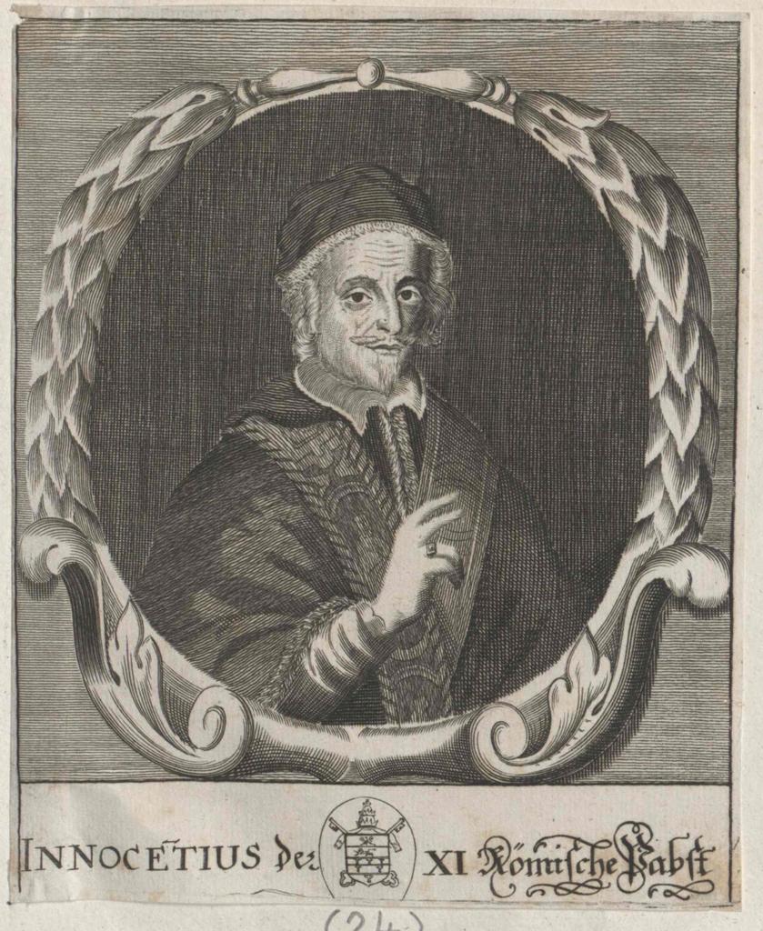 Innozenz XI., papa