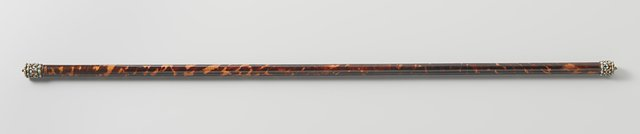 The commander's baton of Michiel de Ruyter