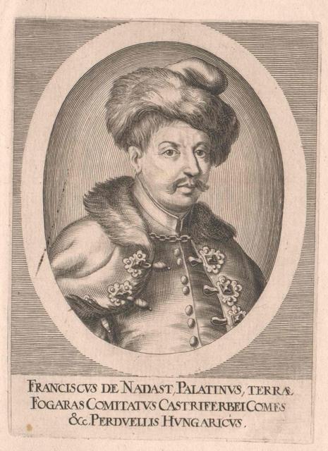 Nádasdy von Nádasd und Fogáras, Franz Graf