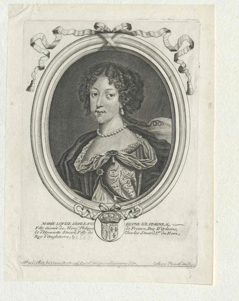 Marie Luise, Prinzessin von Orléans