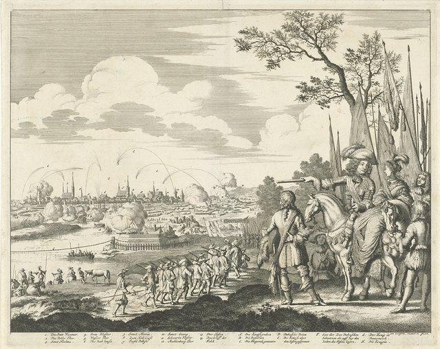 Belegering en verovering van Wismar door het Deense leger, 1675