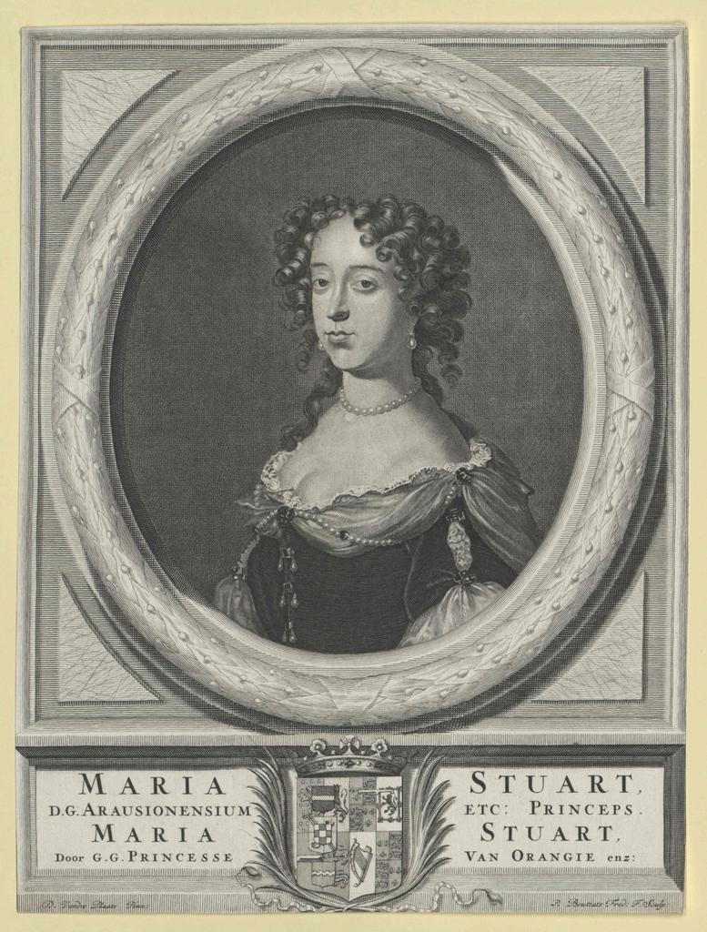 Maria II., Königin von England
