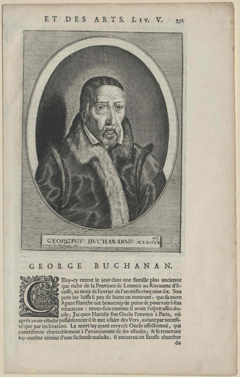 Buchanan, George