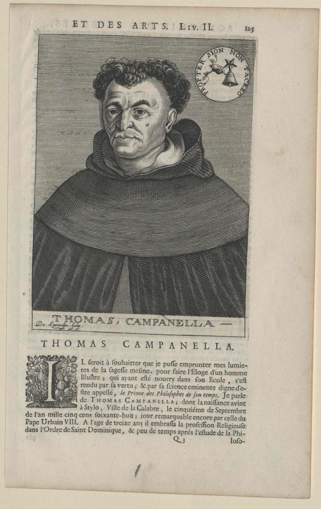 Campanella, Thomas