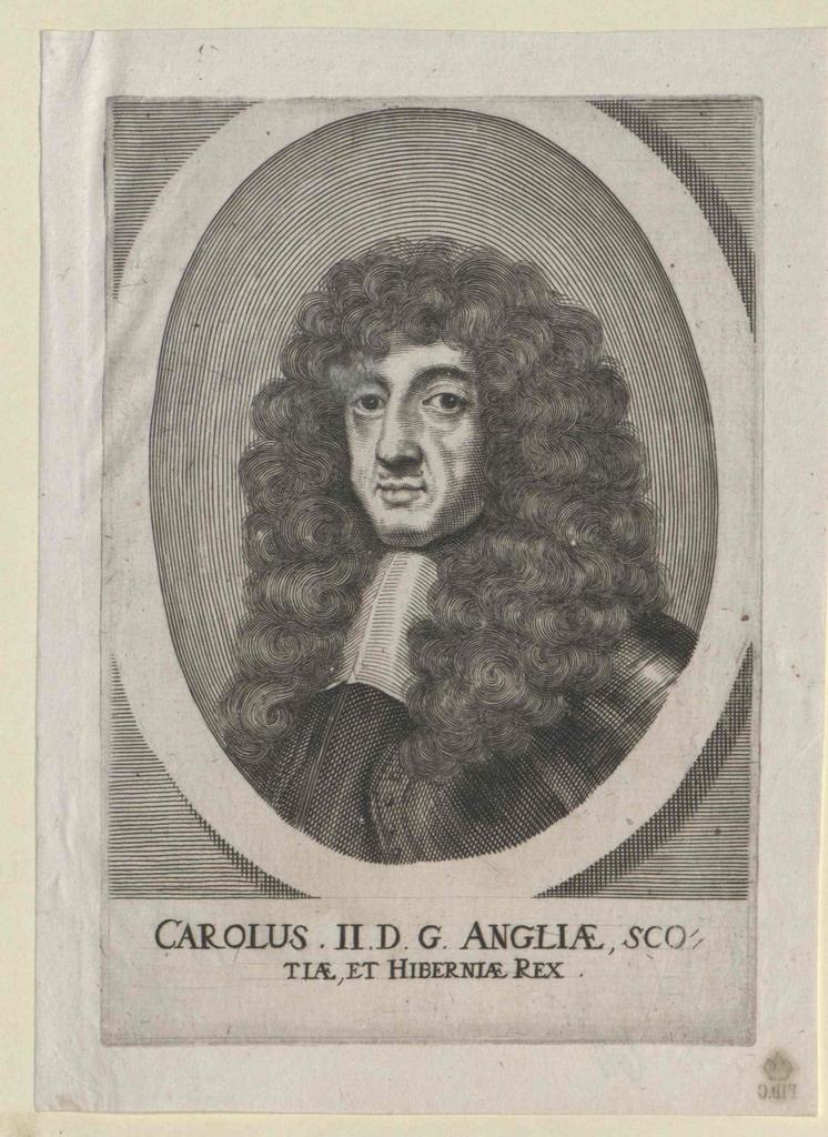Karl II., König von England