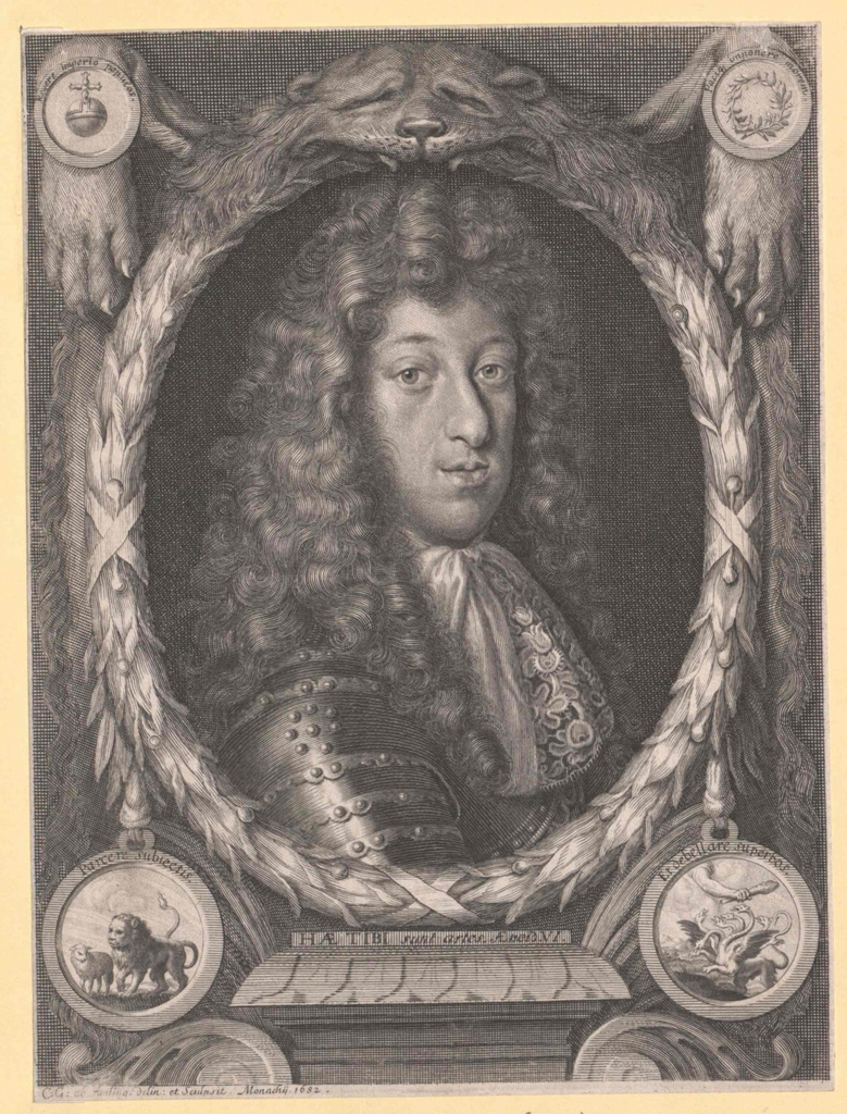 Maximilian II. Emanuel, Kurfürst von Bayern
