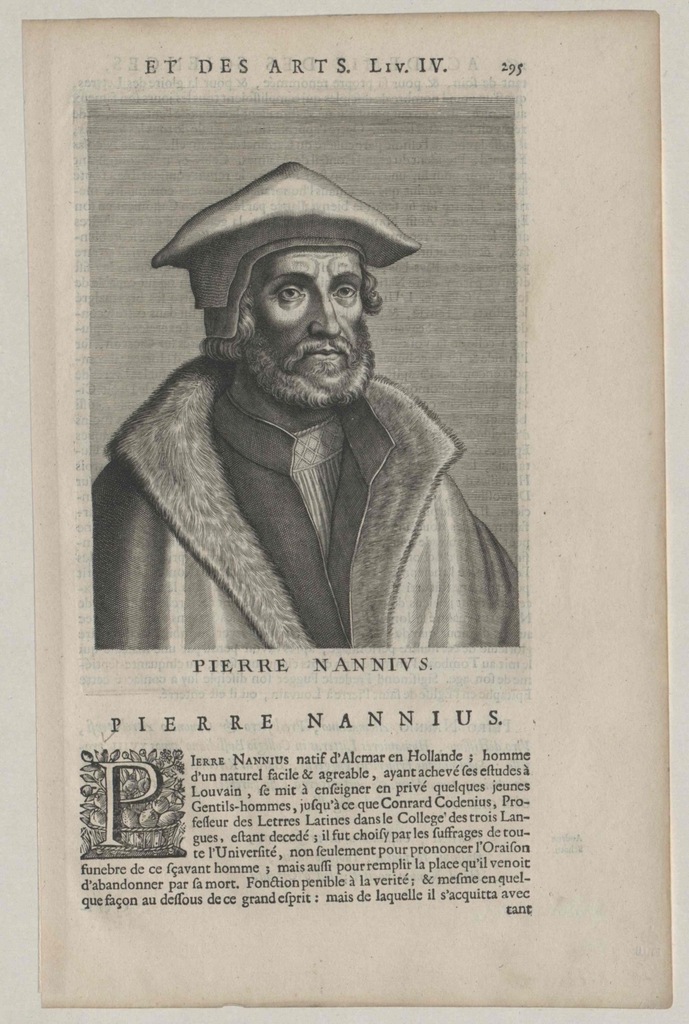 Nannius, Petrus