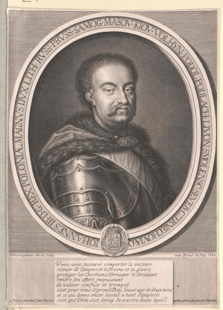 Johann III. Sobieski, König von Polen