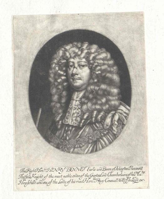 Bennet, 1. Earl of Arlington, Henry