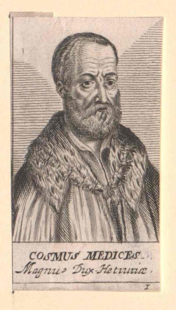 Cosimo I. de' Medici, Großherzog von Toskana