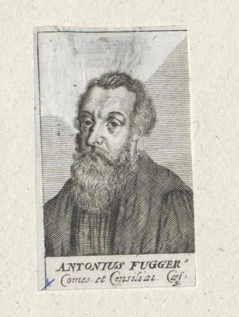 Fugger, Anton Graf