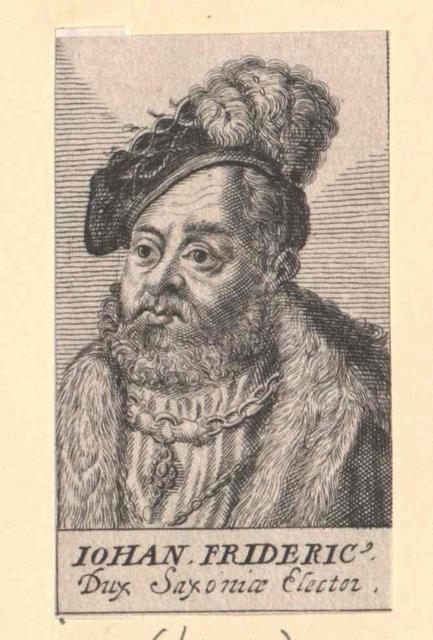 Johann Friedrich I., Kurfürst von Sachsen