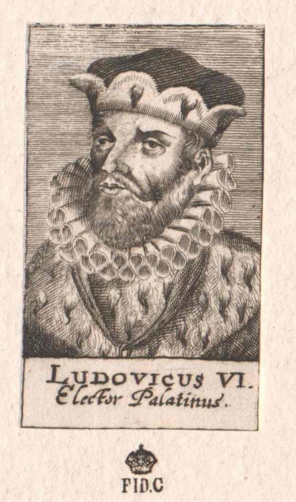 Ludwig VI., Kurfürst von der Pfalz