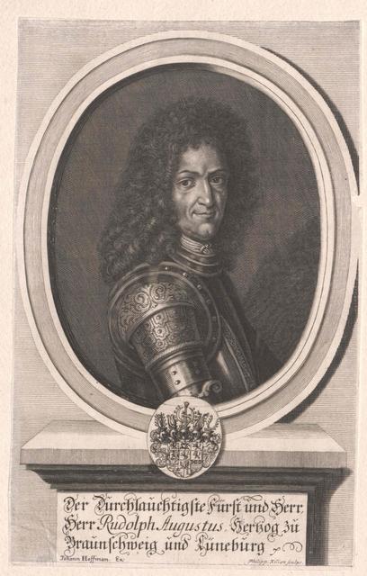 Rudolf August, Herzog von Braunschweig-Wolfenbüttel