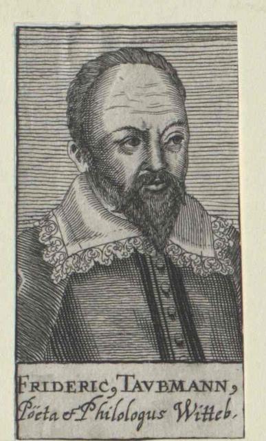 Taubmann, Friedrich