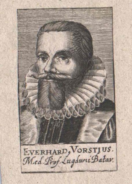 Vorstius, Aelius Everardus