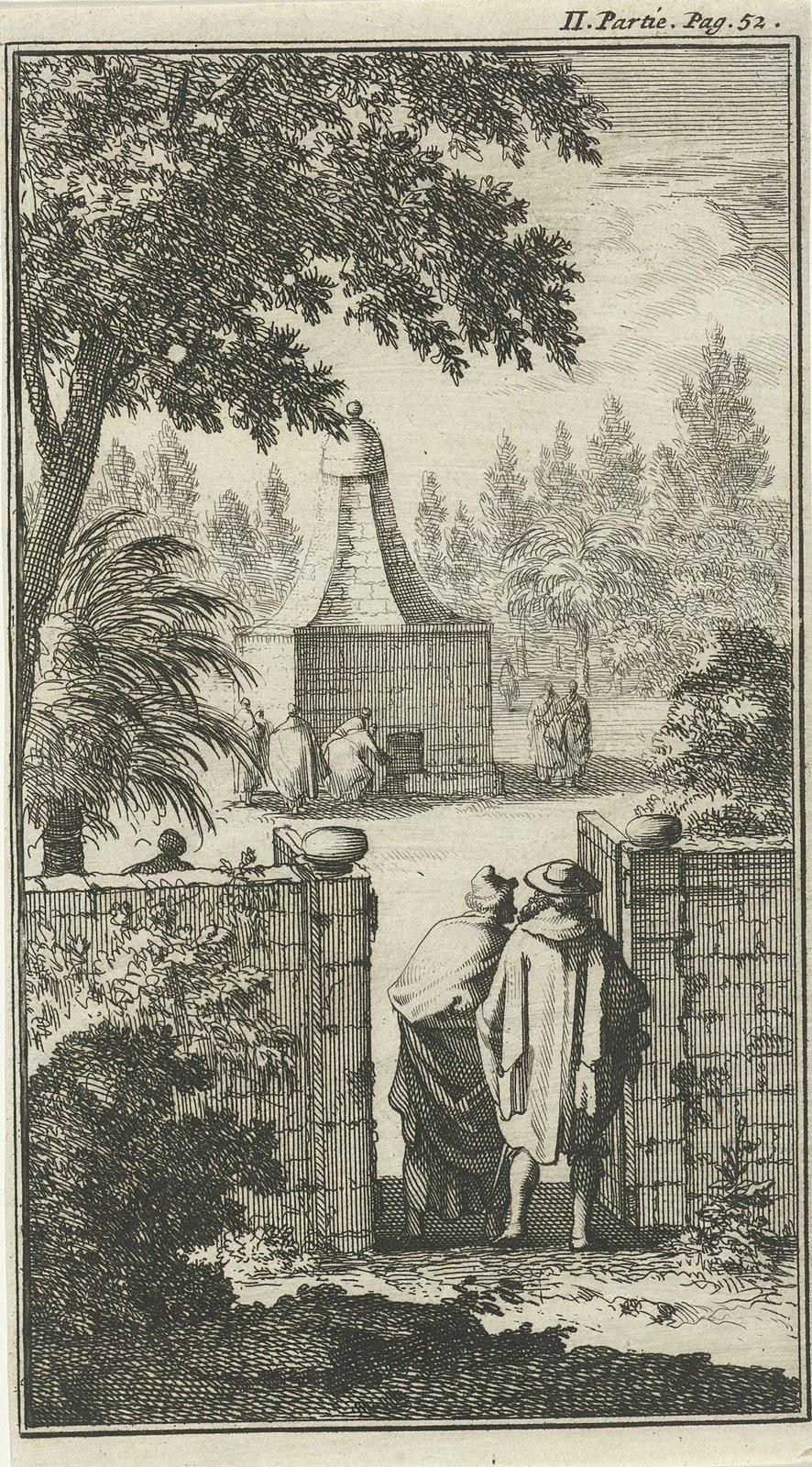 Graftombe van de Heilige George, de poortwachter te Damascus