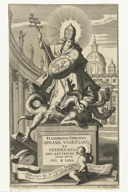 Katholicisme overwint de ketterij