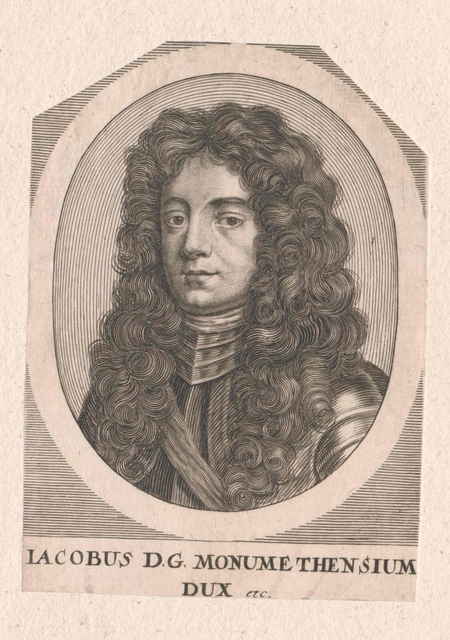 Scott, Duke of Monmouth and Buccleuch, James