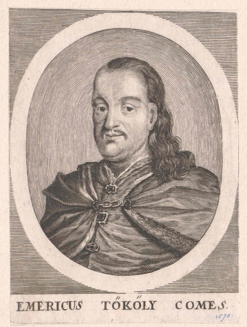 Tököly, Emmerich Graf