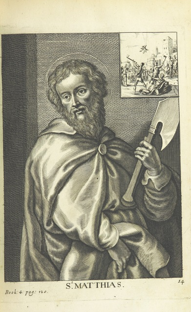 "portrait from ""The Life of Our Blessed Lord & Saviour Jesus Christ. An heroic poem ... Illustrated by necessary notes ... also a prefatory discourse concerning heroic poetry. With sixty copper-plates [by William Faithorne]"""