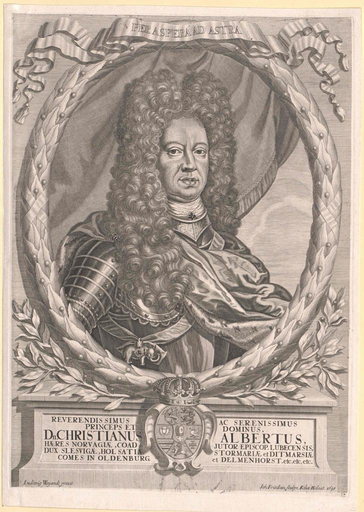 Christian Albrecht, Herzog von Holstein-Gottorp