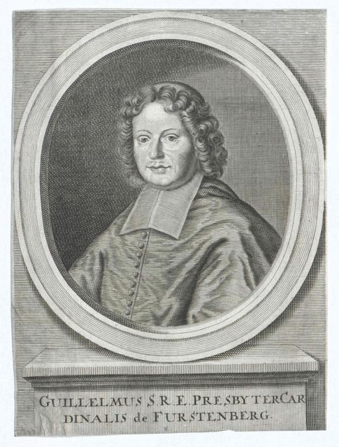 Fürstenberg, Egon Wilhelm Graf