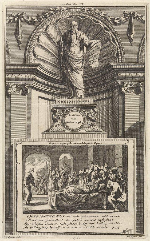 H. Johannes Chrysostomus, kerkvader