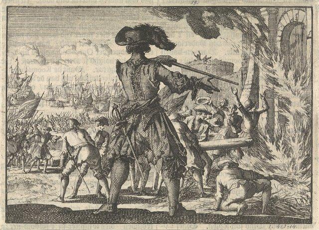 Inname van Den Briel, 1572