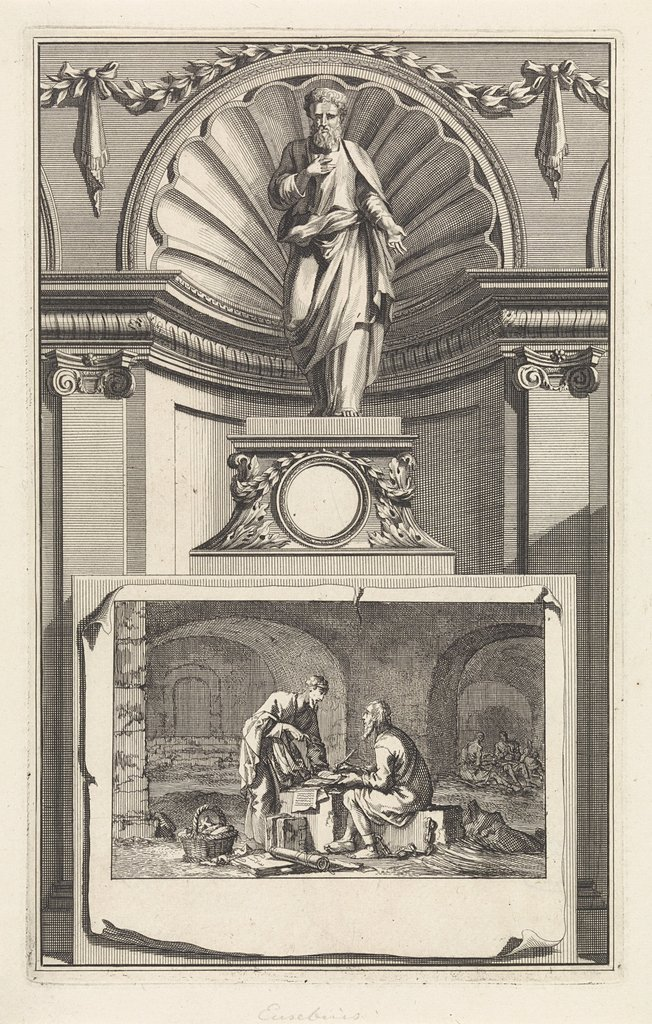 Kerkvader Eusebius van Caesarea