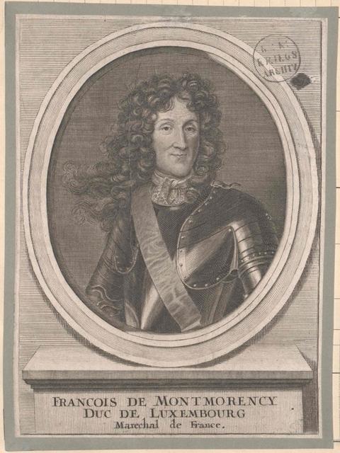 Luxembourg, François Henri de Montmorency-Bouteville Duc de