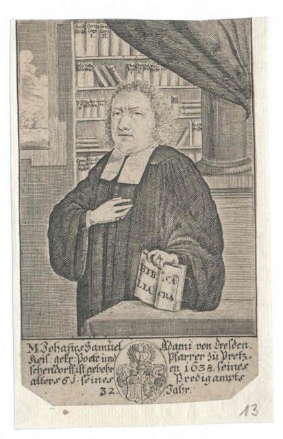 Adami, Johann Samuel
