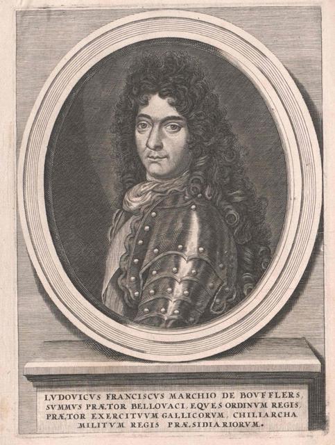 Boufflers, Louis Francois Duc