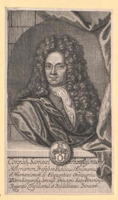 Schurtzfleisch, Konrad Samuel