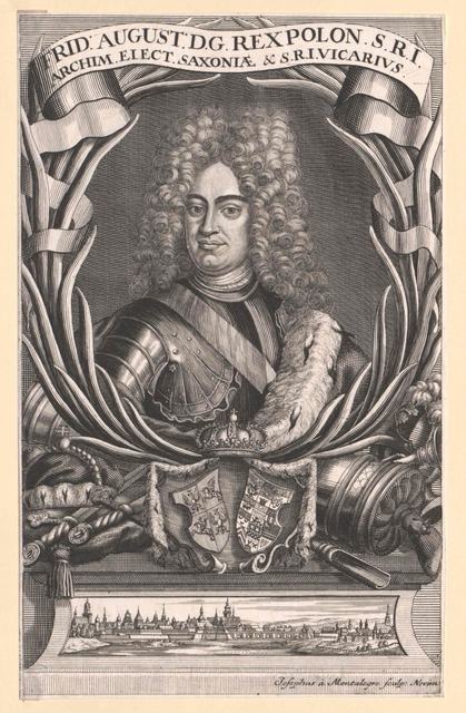 Friedrich August I., Kurfürst von Sachsen