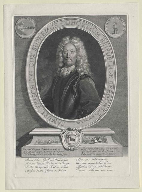 Frisching, Samuel
