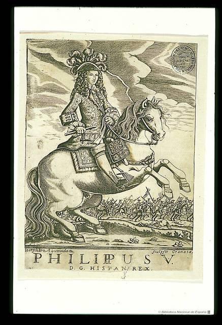 [Retrato de Felipe V, Rey de España]