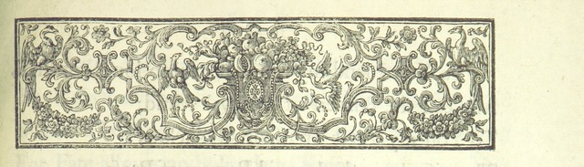 "decoration from ""An Epistle to the Hon. J. Craggs, Esq., Secretary at War at Hampton-Court"""