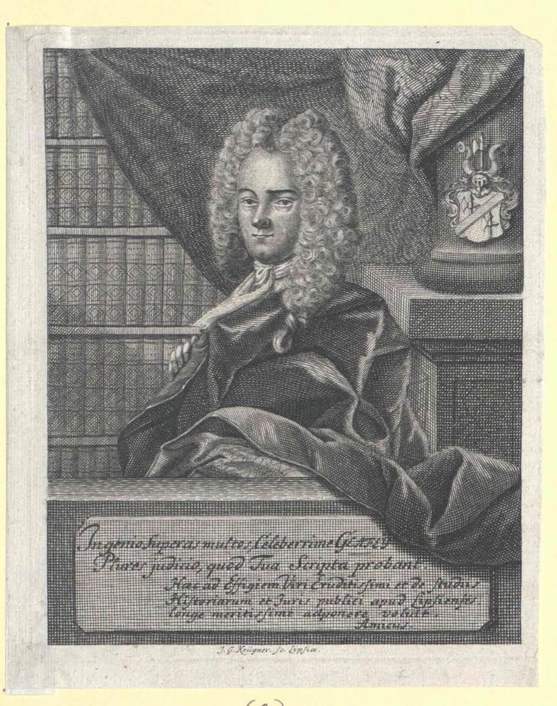 Glafey, Adam Friedrich