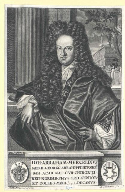 Mercklin, Johann Abraham