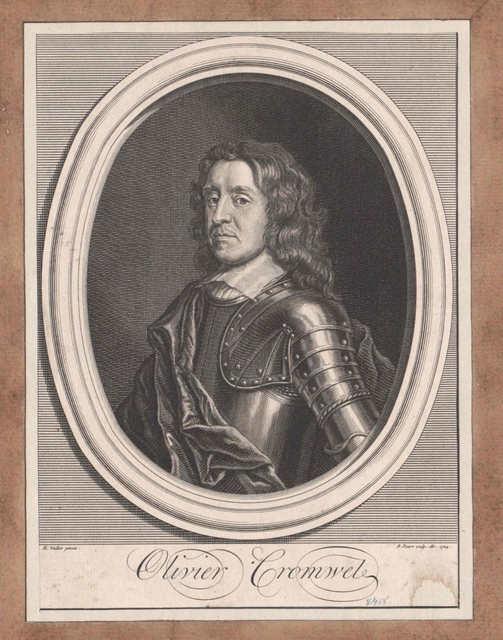 Cromwell, Oliver