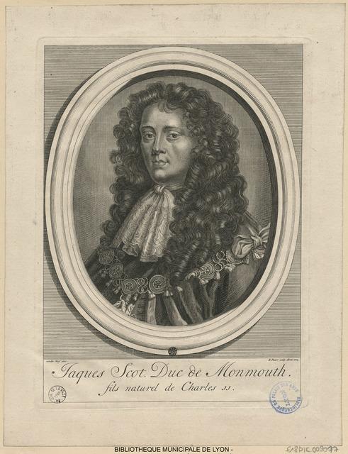 Jacques Scott, duc de Monmouth