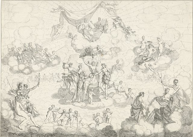 Huwelijk van Bacchus