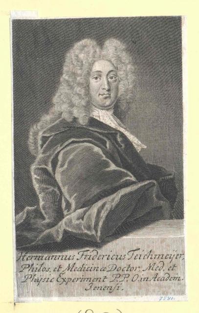 Teichmeyer, Hermann Friedrich