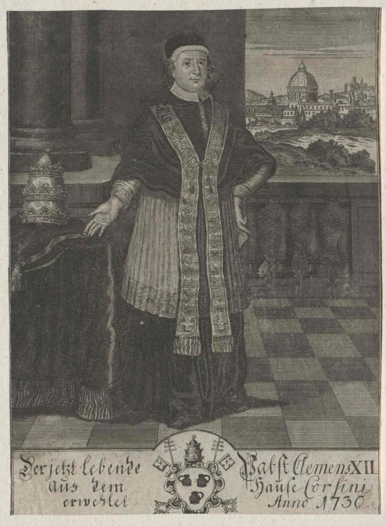 Klemens XII., papa