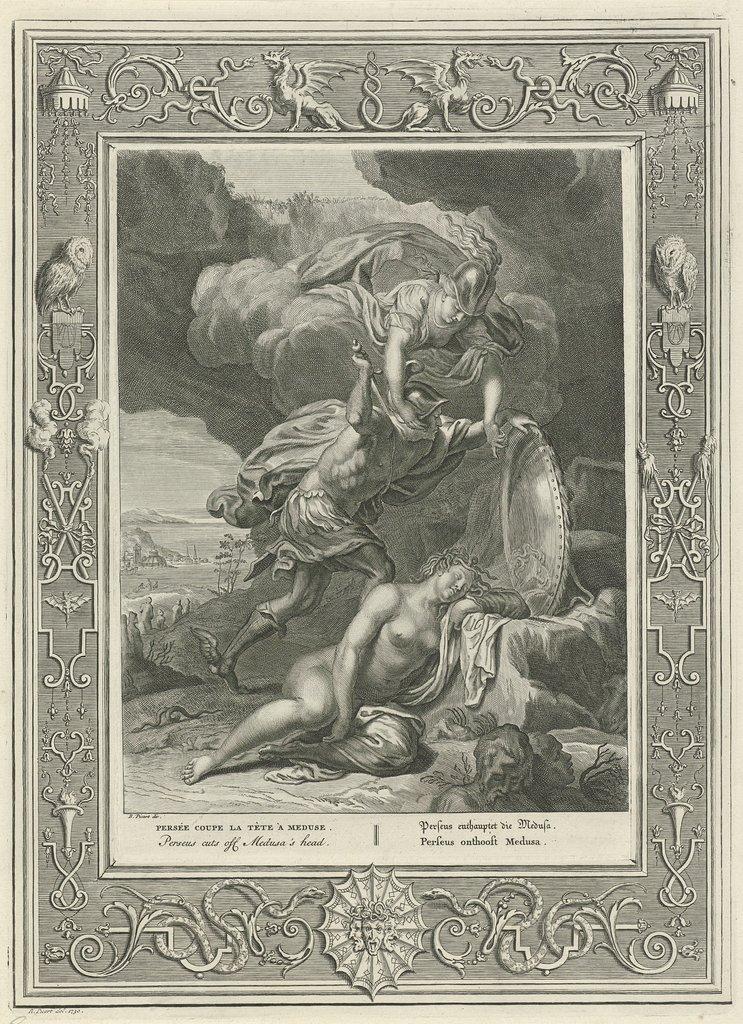 Perseus doodt Medusa - PICRYL Public Domain Image