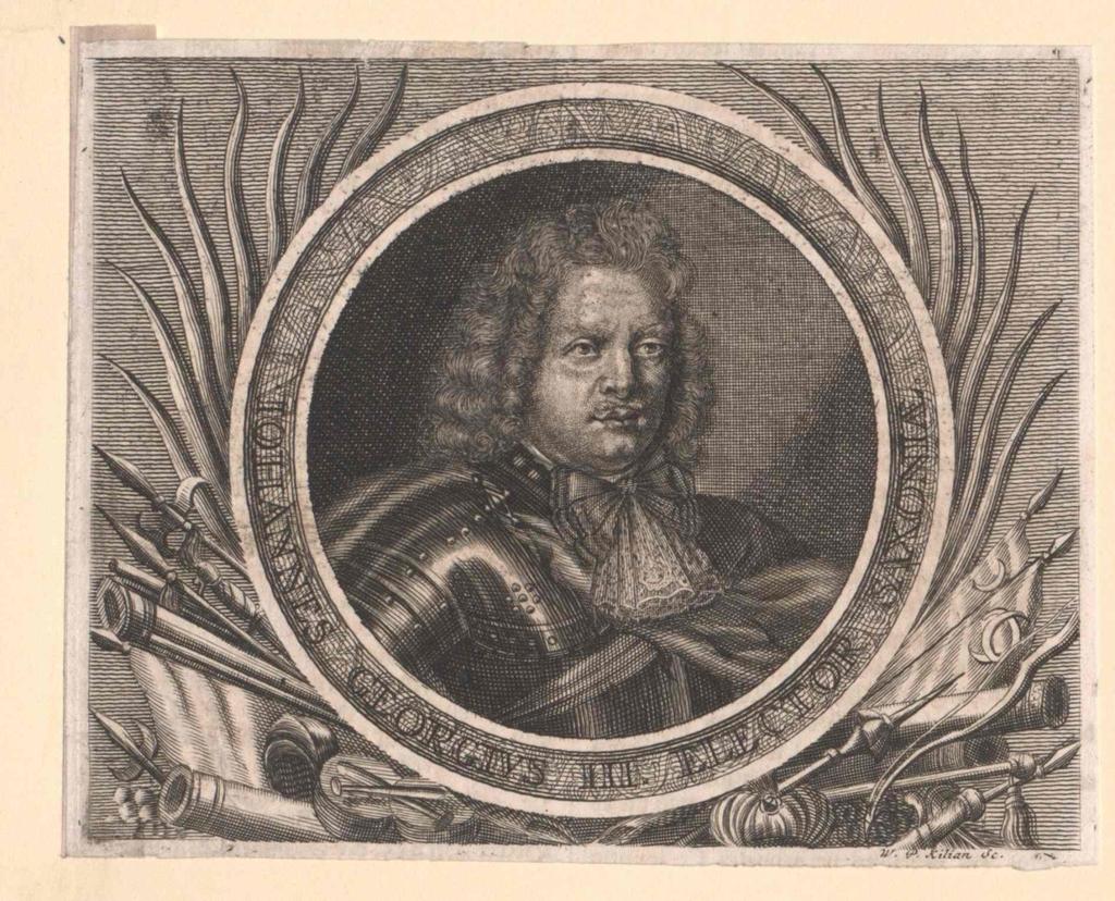 Johann Georg III., Kurfürst von Sachsen